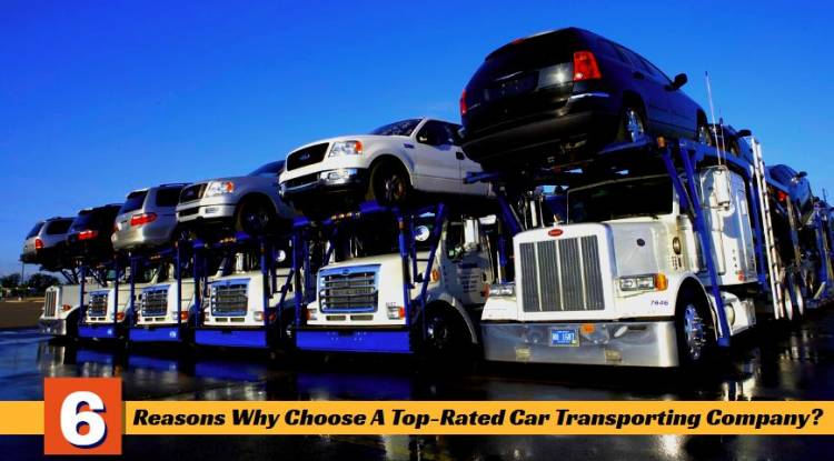 Reasons That Compel You To Go For A Top-Rated Car Transportation Company