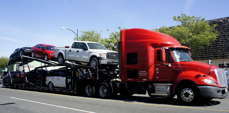 Commercial Vehicle Transport